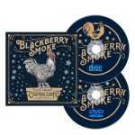 BLACKBERRY SMOKE LIVE FROM CAPRICORN SOUND STUDIOS - CD+DVD LIMITED EDITION