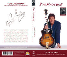 MCCARTNEY PAUL - TOO MUCH RAIN - COMPLETE CHAOS & CREATION