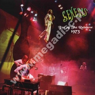 GENESIS - LIVE AT THE RAINBOW 1973