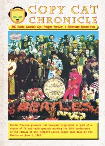 BEATLES - 1967 - SGT.PEPPER COMMEMORATIVE ISSUE