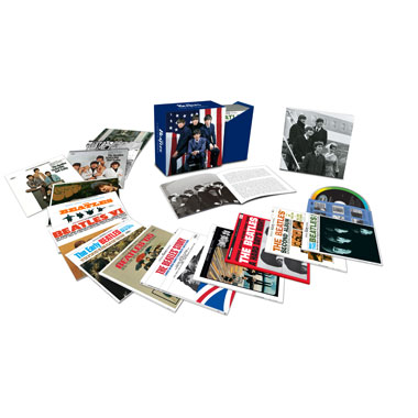 BEATLES - U.S. ALBUMS - LIMITED