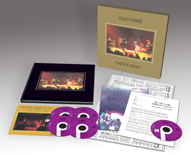 DEEP PURPLE - MADE IN JAPAN - SUPER DELUXE