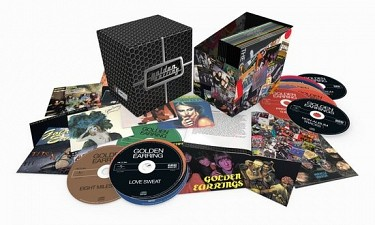 GOLDEN EARRING - COMPLETE STUDIO RECORDINGS