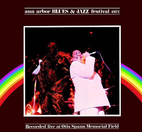 V/A MUDDY WATERS / BONNIE RIATT / DR. JOHN - ANN ARBOR BLUES & JAZZ FESTIVAL 1972