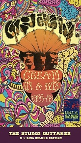 CREAM - CREAM IN A BOX 1966-68