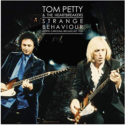 PETTY TOM - STRANGE BEHAVIOUR - NORTH CAROLINA 1989