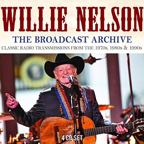 NELSON WILLIE - BROADCAST ARCHIVE