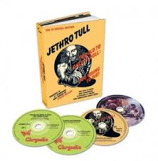JETHRO TULL - TOO OLD TO ROCK 'N ROLL - DELUXE