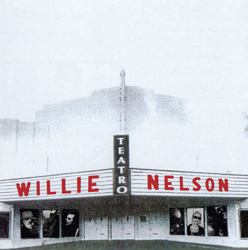 NELSON WILLIE - TEATRO - COMPLETE SESSIONS