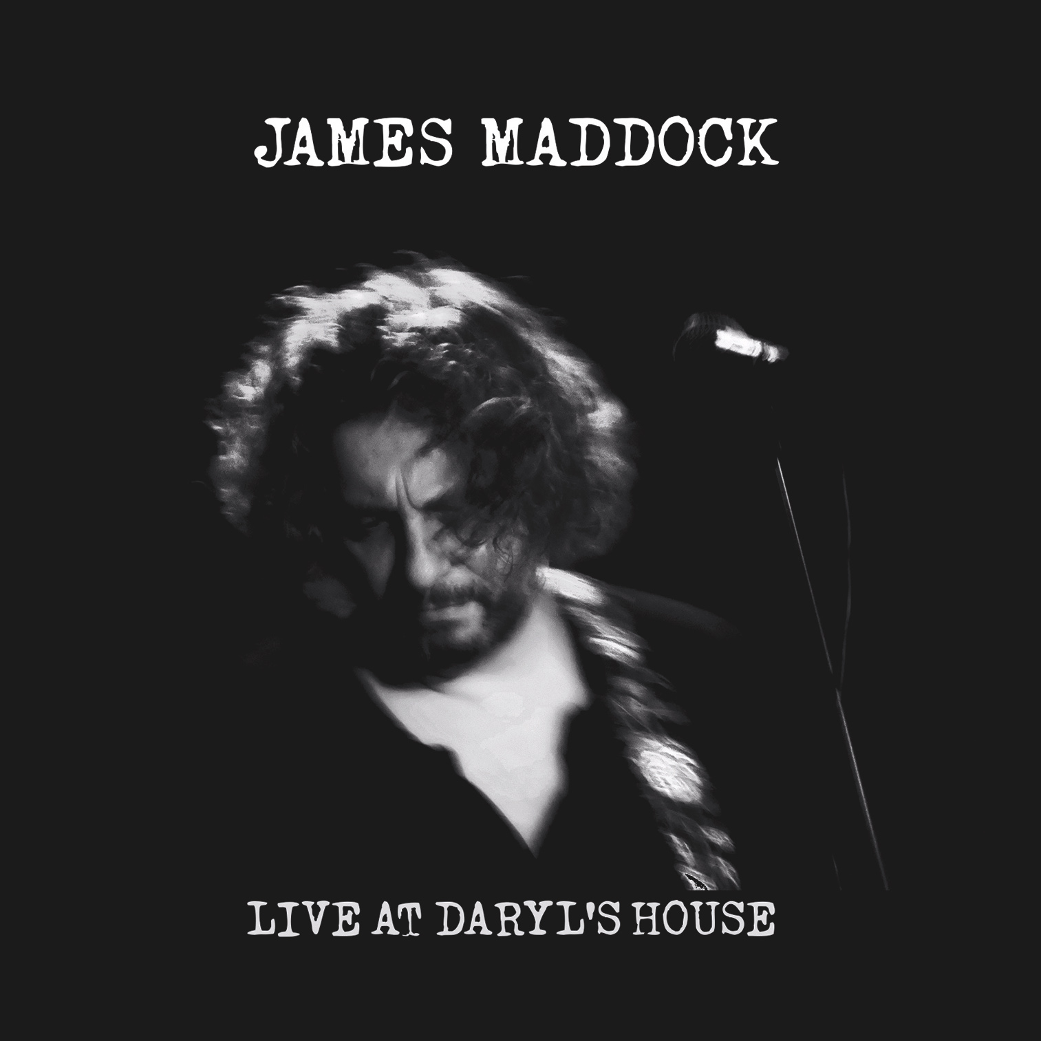 MADDOCK JAMES - LIVE AT DARYL'S HOUSE