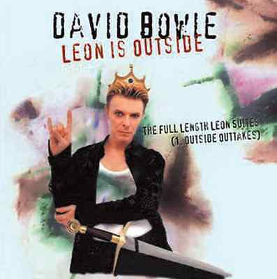 BOWIE DAVID - LEON IS OUTSIDE - FULL LENGTH LEON SUITES