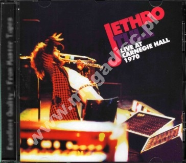 JETHRO TULL - LIVE AT CARNEGIE HALL 1970
