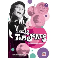 JONES TOM - THIS IS TOM JONES: LEGENDARY PERFORMERS
